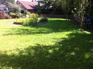 Sacred Heart garden
